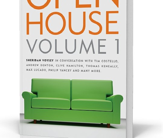 Open House Volume 1 3D Cover540