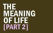 Meaning of Life Banner 2