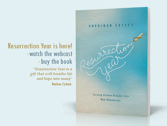 Resurrection Year Release Banner