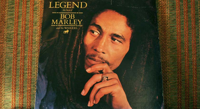 Legend Album Bob Marley