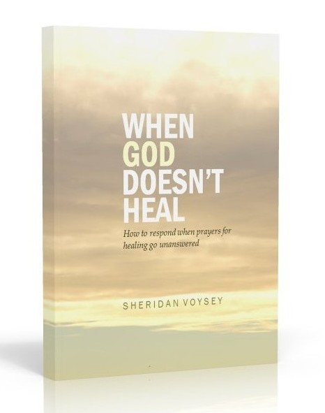 When God Doesn't Heal FREE eBook