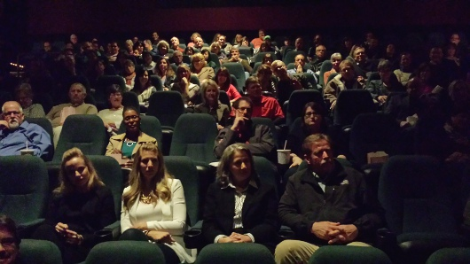 A Journey Through Broken Dreams premiere, Celebration Cinemas, Grand Rapids