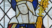St Hilda of Whitby by Fr Lawrence Lew, O.P.