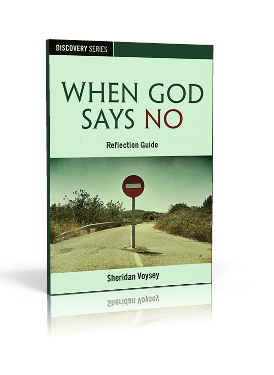 When God Says No Reflection Guide