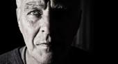 Portrait of a man by Simon Wijers