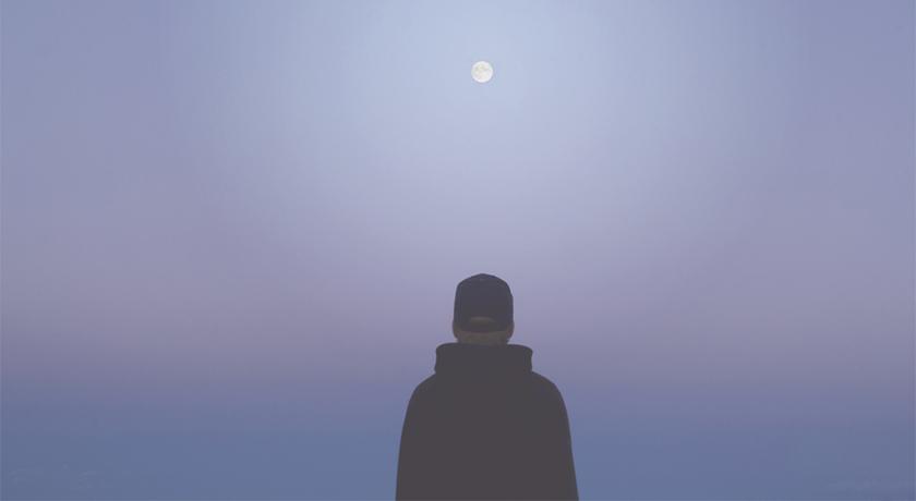 Man and sky - 840x460