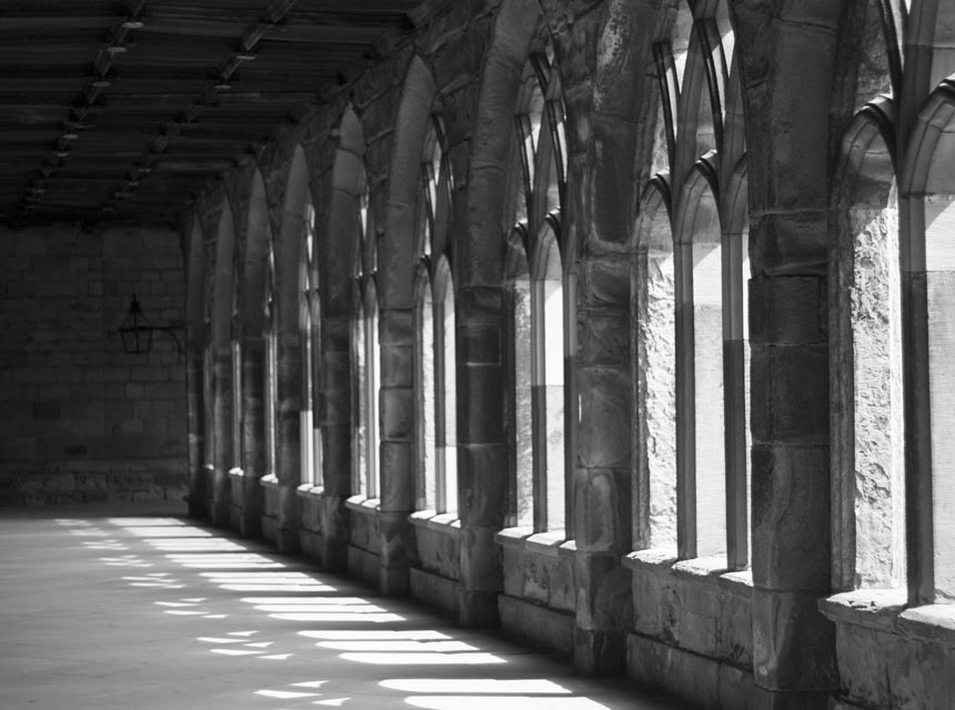 Durham Cathedral Arches 860