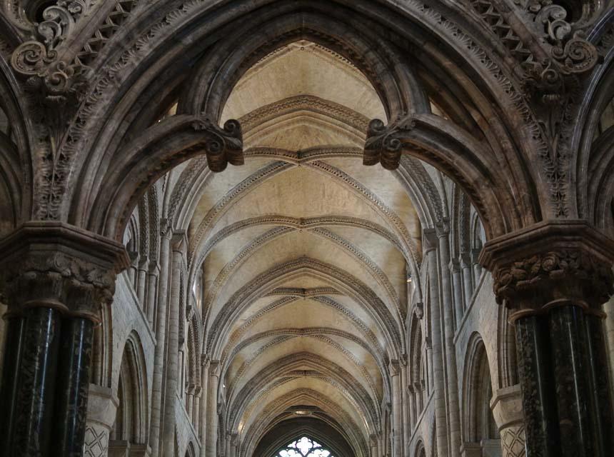 Durham ceiling