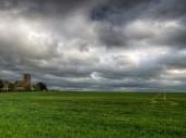 Mark Seton St Boltolphs Church & Landscape - 860