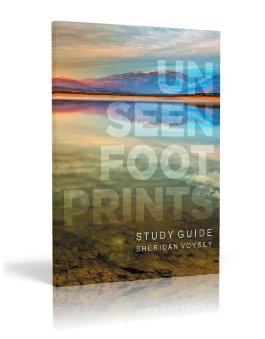 Unseen Footprints ODB 3D Study Guide right-facing 540w
