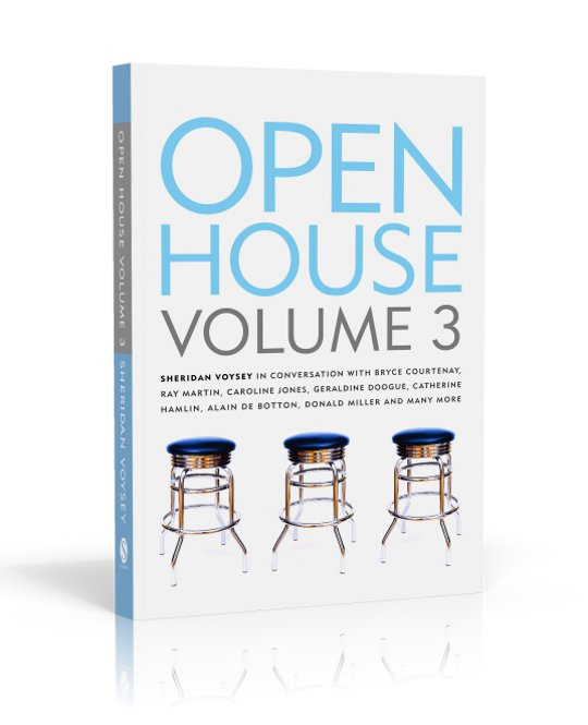 Open House Volume 3 3D Cover (Right facing)