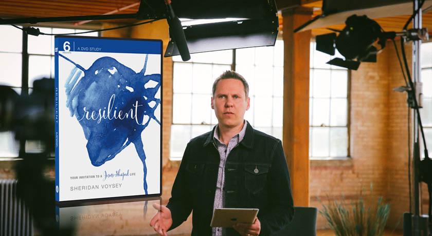 Resilient DVD Sheridan Voysey