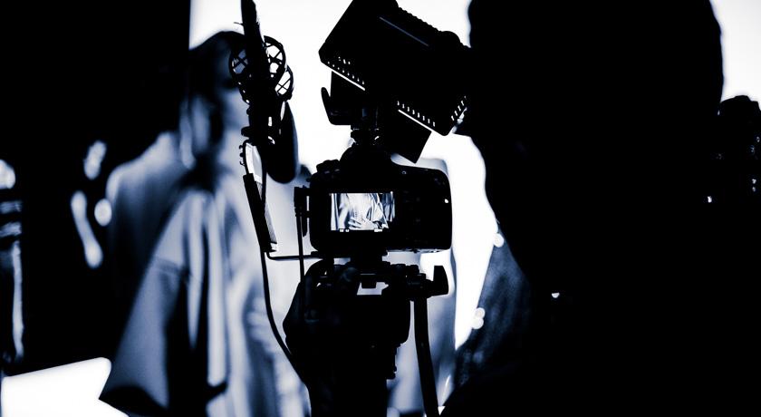 Film shoot studio