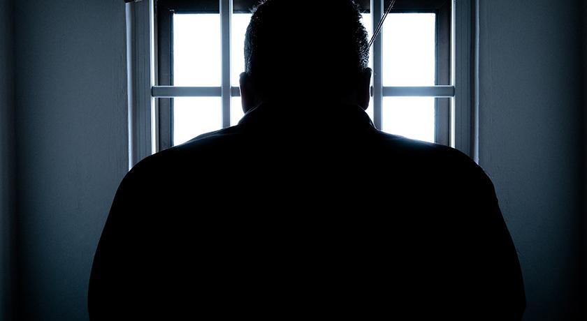 Man In Prison